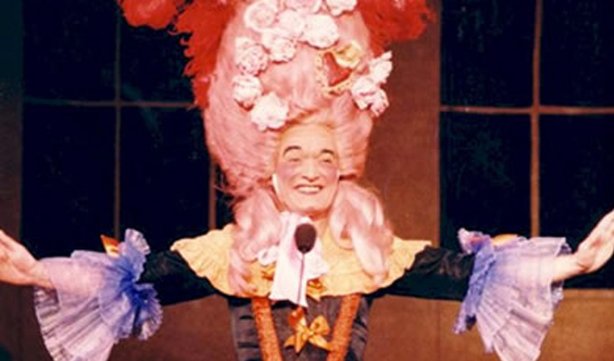 Farewell to 'Harry Hill Sr' | Panto legend Ronne Coyles dies at 86