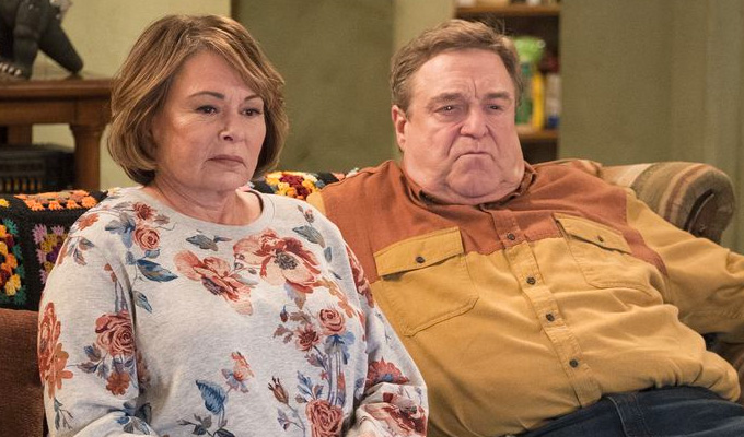 Roseanne Barr turns on her co-stars | ...as if costing them their jobs wasn't enough