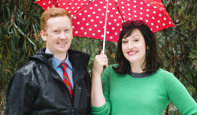 Rosehaven gets a third series | Australia's ABC renews  Luke McGregor and Celia Pacquola comedy