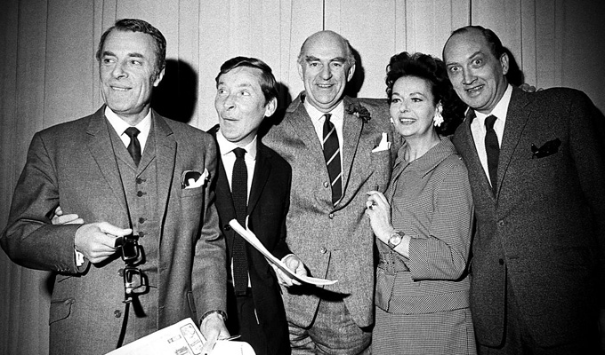 How bona! Round The Horne named best radio comedy ever | Industry experts pick their top ten