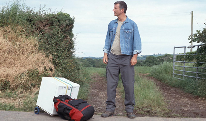 Going back around Ireland with a fridge | Tony Hawks returns to his bestselling quest
