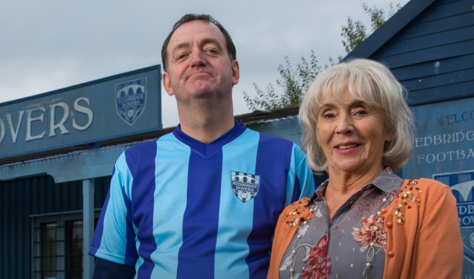 'I didn't really want to act in this' | Craig Cash on Sky's new comedy Rovers