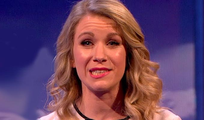 Rachel Parris is up for a Bafta | Comic nominated for her Mash Report segments