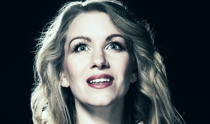He's everything I'd aspire to be... | Rachel Parris chooses her comedy favourites