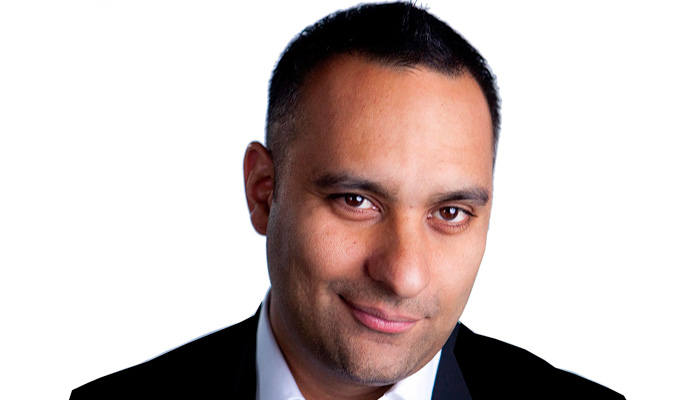 Russell Peters to play the UK | Three dates for April