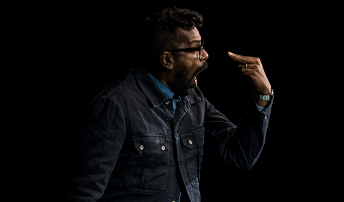 Romesh Ranganathan: The Cynic's Mixtape | Gig review by Steve Bennett at the Brighton Dome