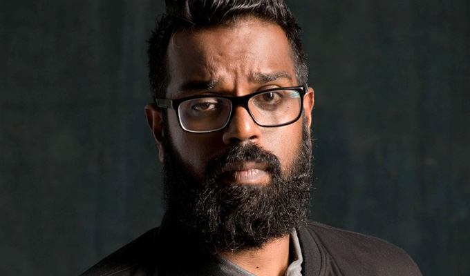'I pretend I consider the public equals...' | Romesh Ranganathan on his new BBC Two show, The Ranganation