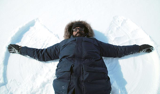 Romesh Arctic
