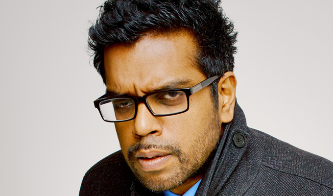 Sky eyes Romesh Ranganathan sitcom | About a barrister turned rural pub landlord