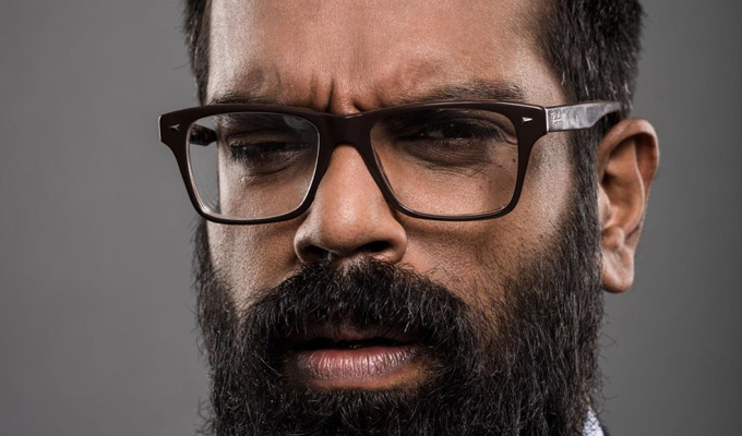 All rise for Judge Romesh | Ranganathan to resolve disputes in new Dave show