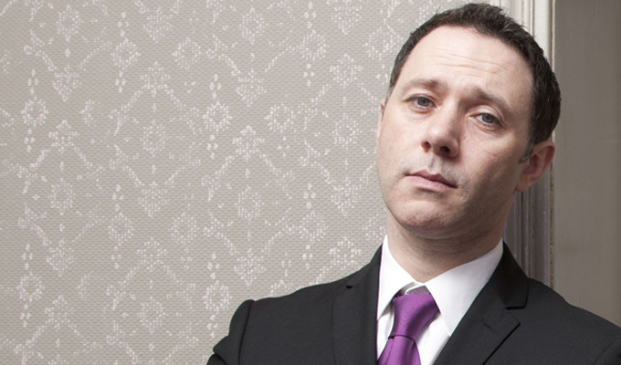 'It's unhelpful to call our work 'dark'. It's not... | Interview with Reece Shearsmith
