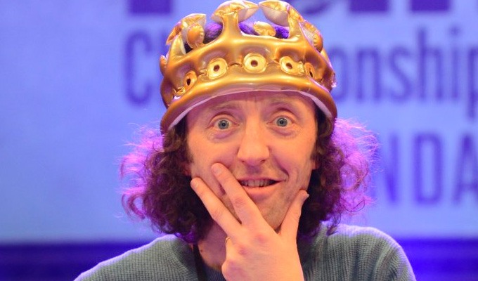 The best – and the worst - from the UK Pun Championship | Highlights from the Leicester Comedy Festival