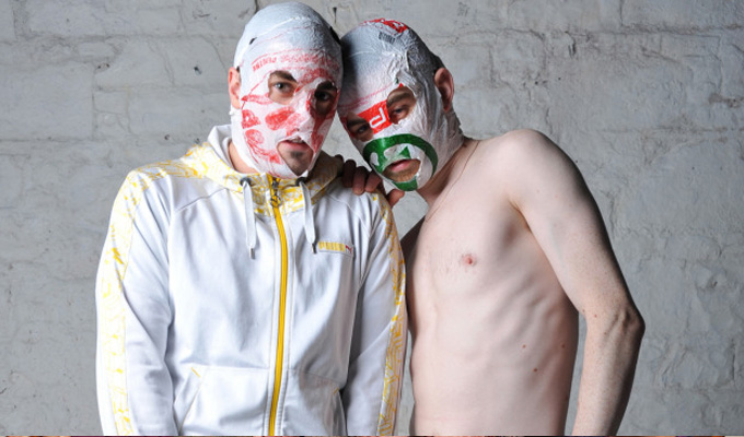 Rubberbandits: Continental Fistfight | Gig review by Steve Bennett at Soho Theatre