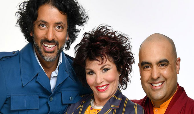 Ruby Wax: How To Be Human | Gig review by Steve Bennett at the Leicester Square Theatre, London
