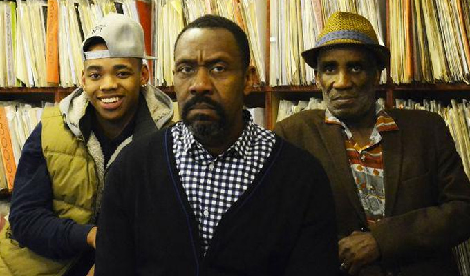 BBC One to air Rudy's Rare Records | Lenny Henry pilot to be broadcast in 2015