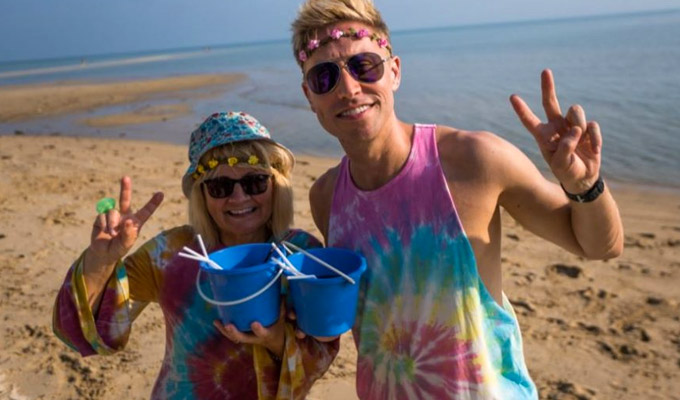 When is Russell Howard and Mum: Globetrotters returning? | Comedy Central sets air date