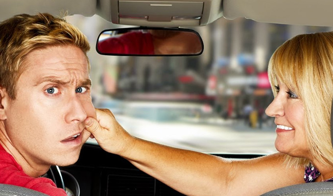 Two more series for Russell Howard & Mum: Road Trip | Comedy Central recommissions comic's travelogue