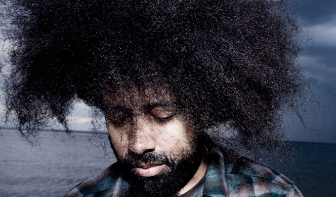 Reggie Watts announces London gig | As he visits with the Late, Late Show
