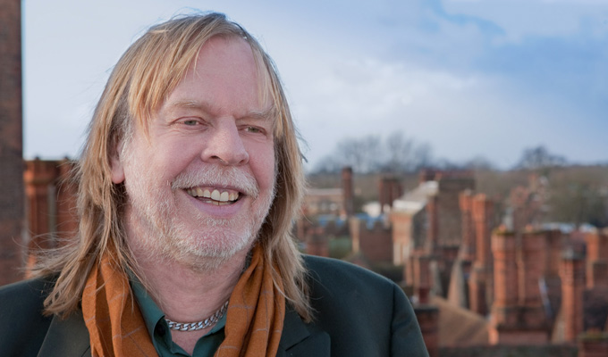 Rick Wakeman scores Laurel & Hardy short | To be performed at Slapstick festival