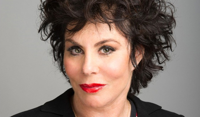 Honorary degree for Ruby Wax | Staffordshire Uni makes her a doctor
