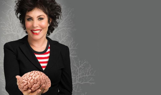 OBE for Ruby Wax | Honour for her mental health work