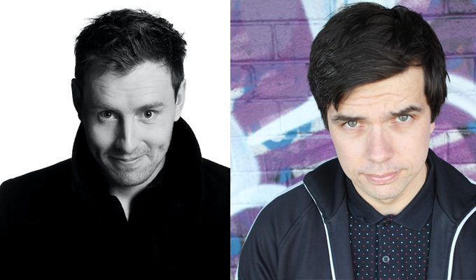 Andrew Ryan & Chris Kent: The Fully Corked Tour