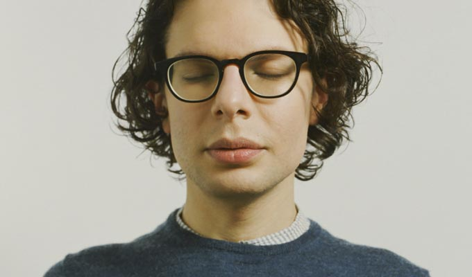 Simon Amstell announces 2021 tour | Spirit Hole covers ' love, sex, shame, mushrooms and more'