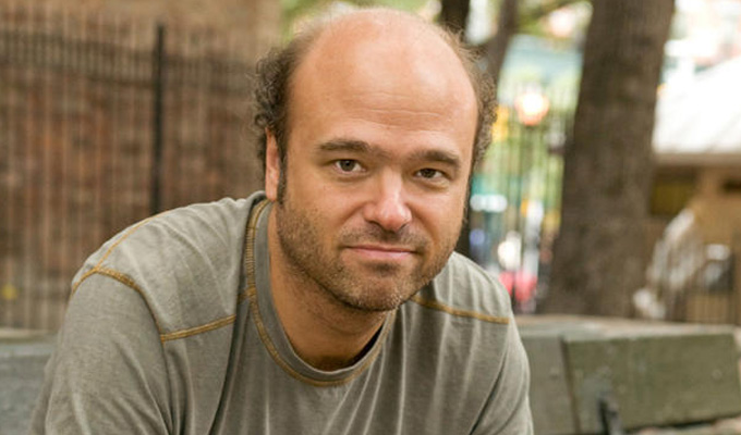 30 Rock's Scott Adsit confirms London dates | Improv show with The Maydays