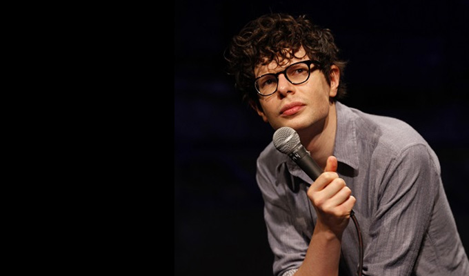 Simon Amstell - Tour Previews