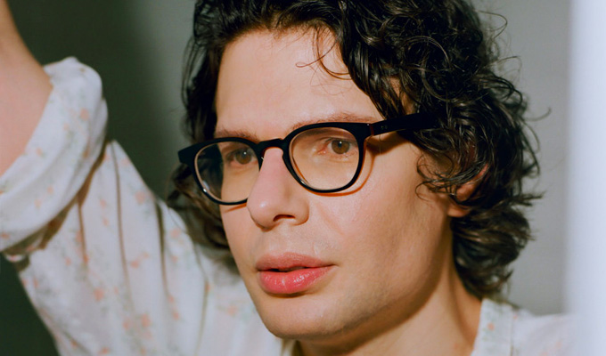 'The problem is we don't die quick enough...' | Simon Amstell and the rest of the week's comedy on demand