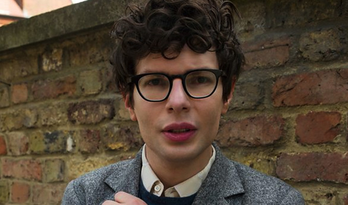 Help, by Simon Amstell | Book review by Steve Bennett