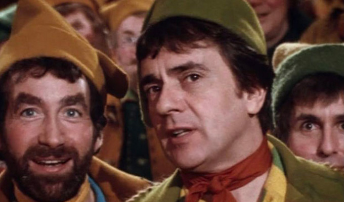 What was the name of Dudley Moore's elf? | Try our festive Tuesday Trivia Quiz