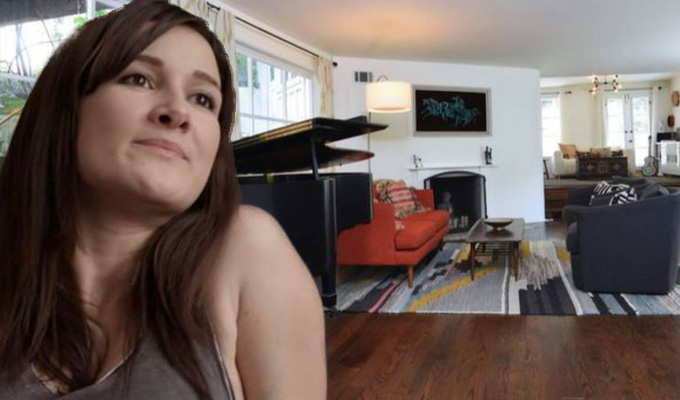 You're not in Walthamstow any more... | Sarah Solemani buys a swanky LA pad