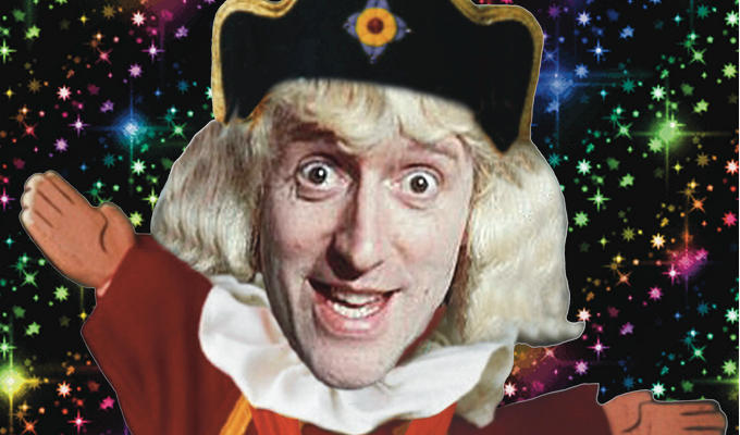 Jimmy Savile: The Punch and Judy Show