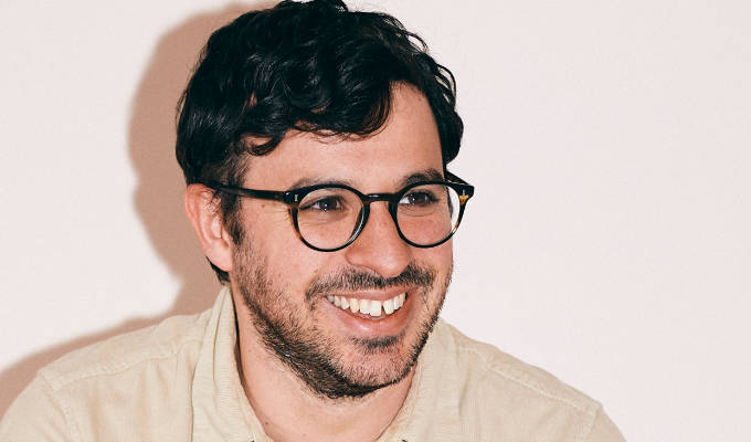 'Comedy was my attempt at rebelling' | Interview with Simon Bird as his directorial debut film is released