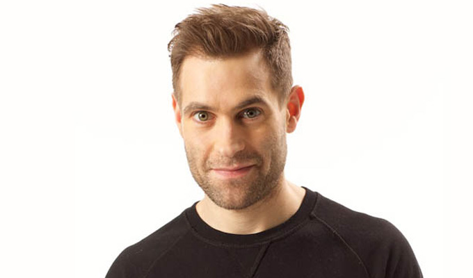 Image result for simon brodkin comedy