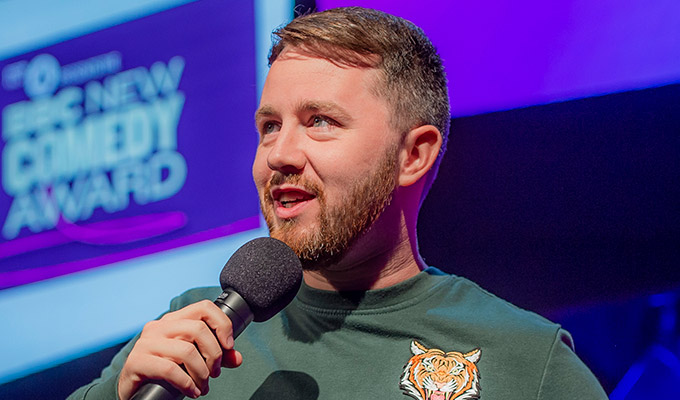 Stephen Buchanan is Scottish Comedian Of The Year 2018 | Winner crowned in Glasgow