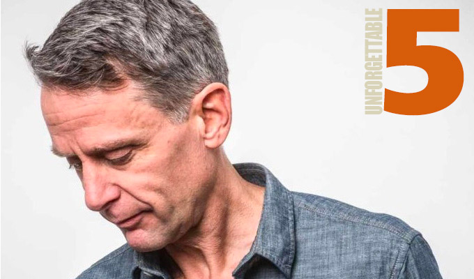 My biggest lesson? Never touch an audience member aggressively | Scott Capurro's most memorable  gigs