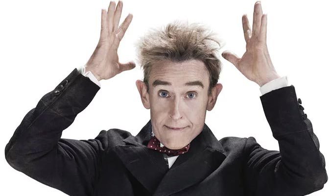 Awards nod for Steve Coogan's Stan Laurel | ...and for Maxine Peake as Funny Cow