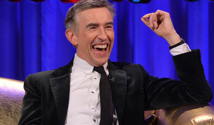 Steve Coogan makes a-ha-ndsome profit on his house | Comic sells Ovingdean Grange in Brighton