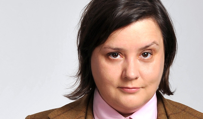Susan Calman to get an honorary doctorate | ...from the university where her father is Chancellor