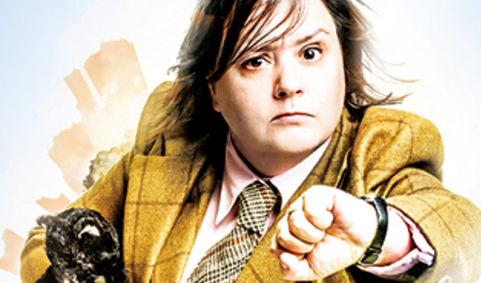 Susan Calman: Lady Like | Review by Steve Bennett