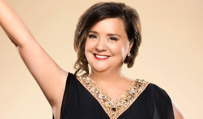 First picture of Susan Calman in Strictly Come Dancing | Series starts on Saturday