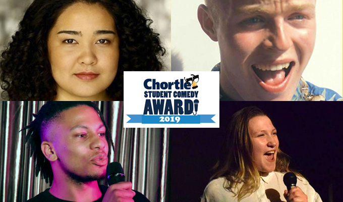 Student Comedy Award 2019: Meet the first finalists | Four triumph at the semi No.1