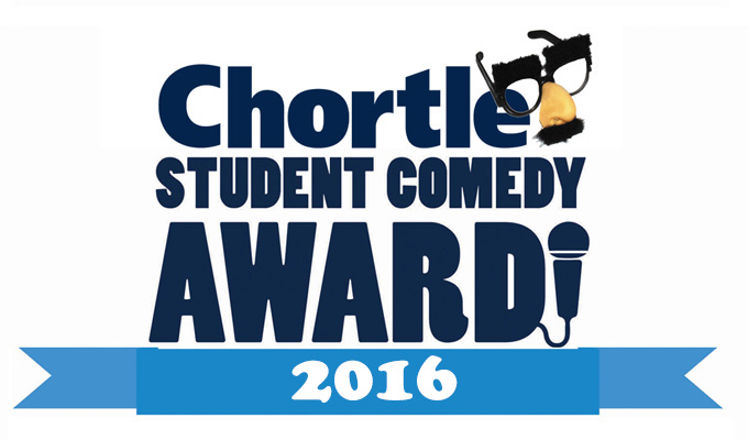Now open! Entries for the Student Comedy Award | Apply now...