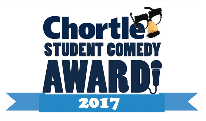 2017 Chortle Student Comedy Award | Follow the latest progress here