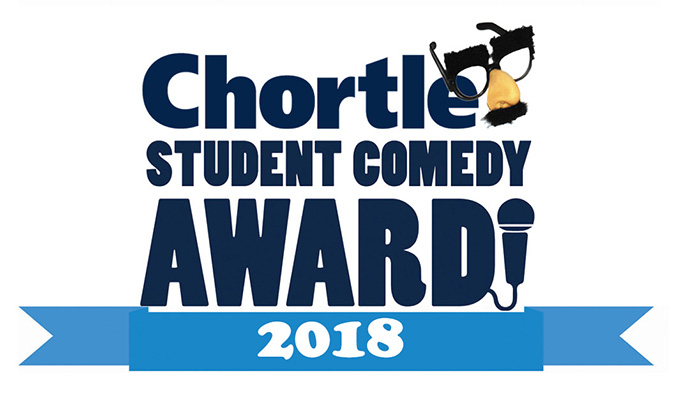Chortle Student Comedy Award Final