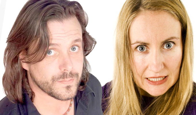 Anything's Better Than These C**ts | Glasgow Comedy Festival review by Jay Richardson