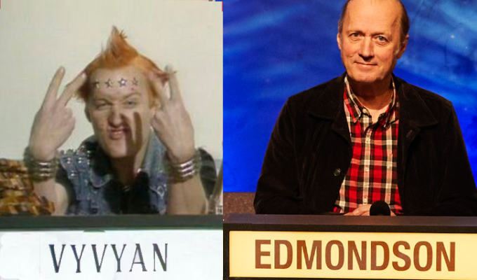 Scumbag no more! | Adrian Edmondson takes part in University Challenge... for real