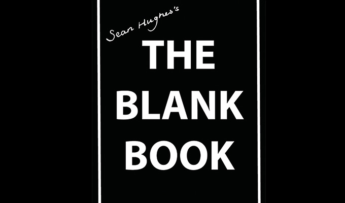 Sean Hughes's Blank Book